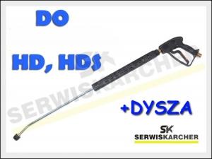 PISTOLET LANCA DYSZA DO MYJKI KARCHER HD HDS 5000 psi